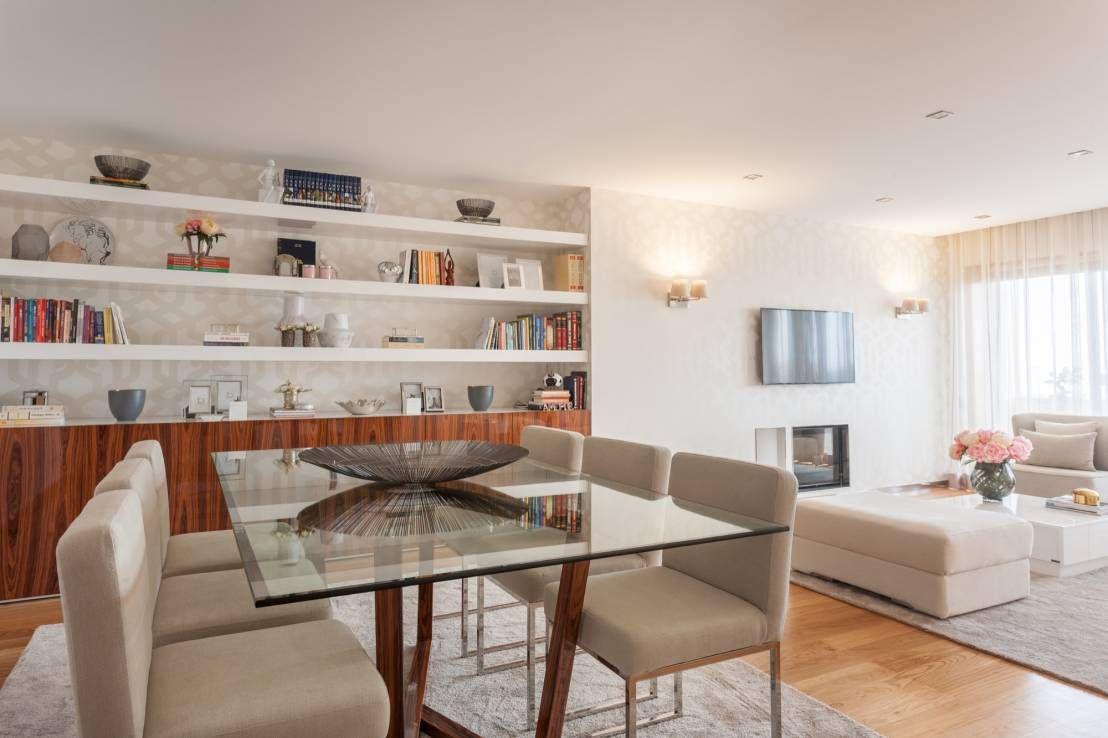 Uma Sala Muito Mais Do Que Especial Interiores Perspectiva E  -> Acessorios Para Decoracao De Sala