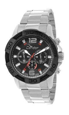 6643a62bb75 Relógio Condor Cronógrafo COVD54AB 3P