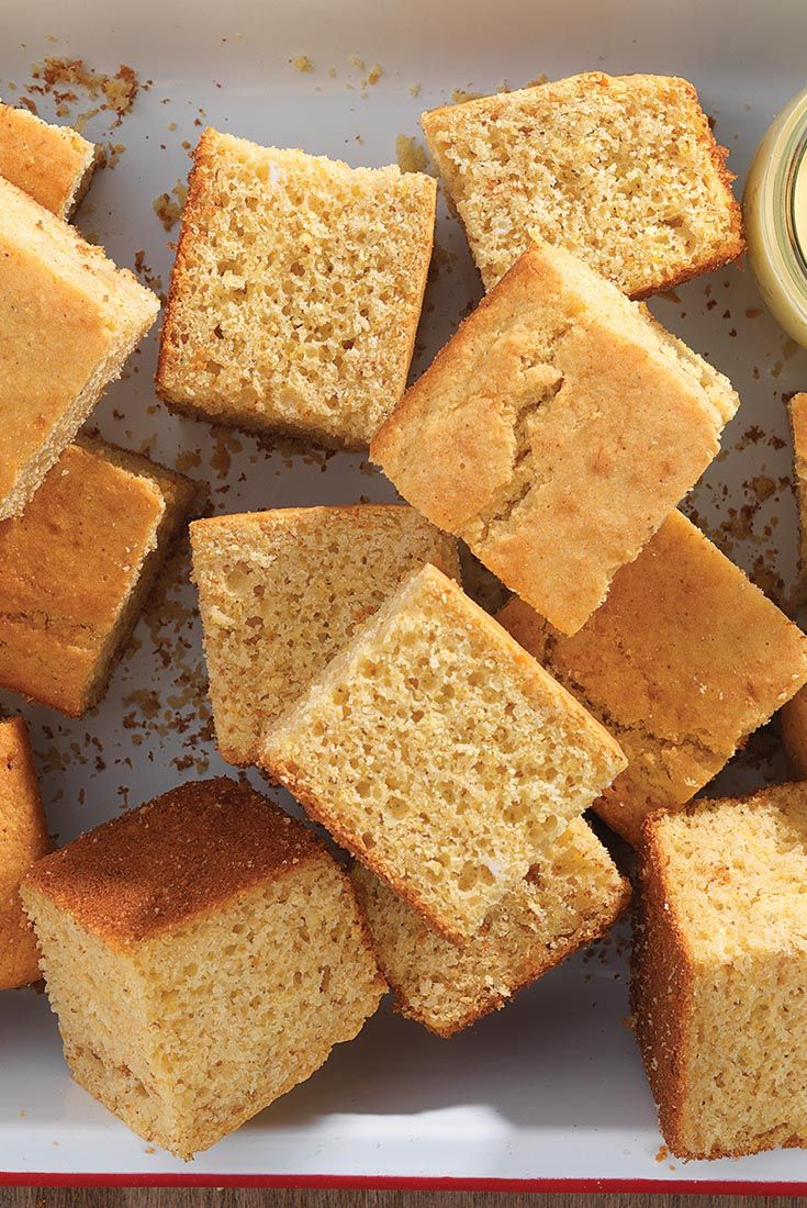Gluten-Free Golden Millet Cornbread Recipe