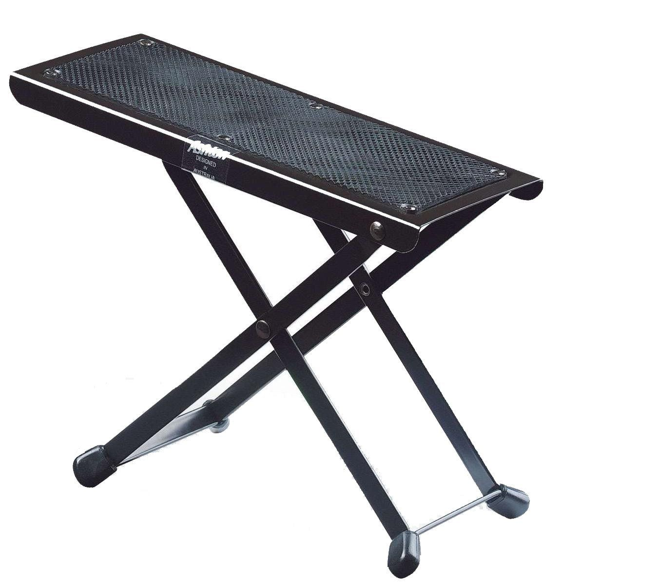 Foot stool for playing all guitars