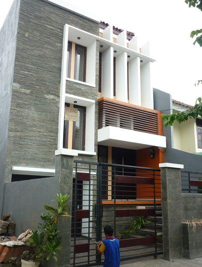 Contoh Desain Rumah Minimalis Modern Architecture Rumah