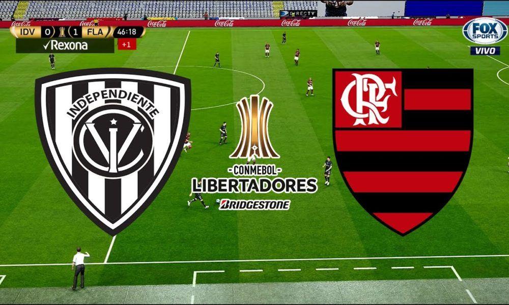 Assista AGORA Ind. Del Valle x Flamengo AO VIVO Online no