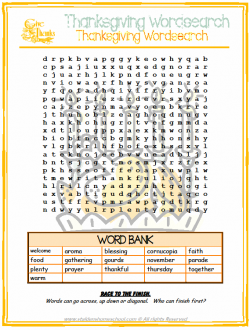 photograph about Thanksgiving Puzzles Printable referred to as Free of charge Printable Thanksgiving Puzzles and Online games Thanksgiving