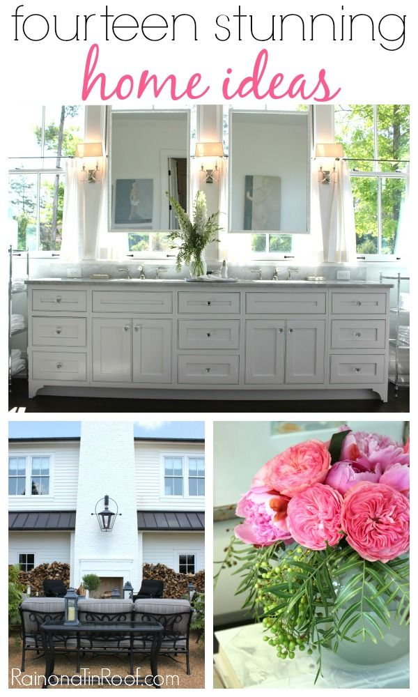 Superb Stunning Home Ideas From Our Friend Rain On A Tin Roof! Great Job On The  Nashville Symphony Show House, Built By Castle Homes And Open For Tour  Through June ...