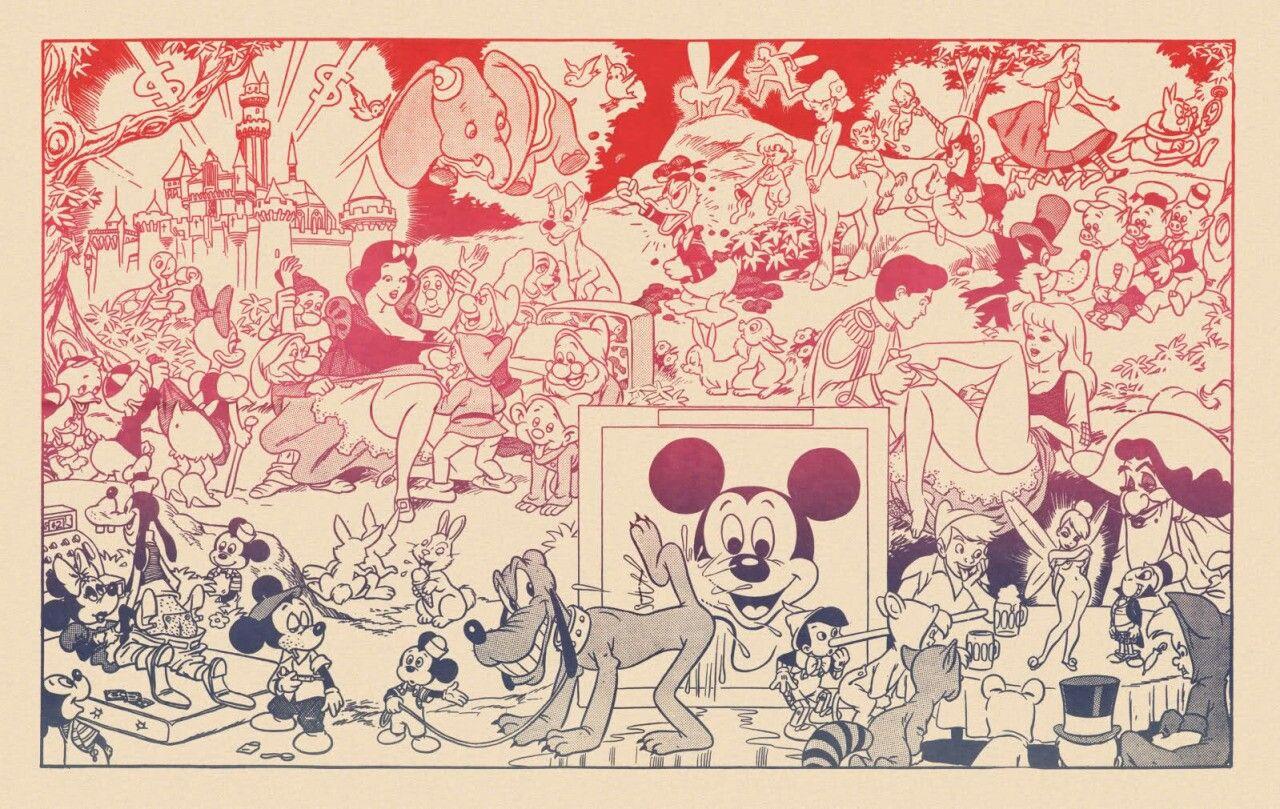 The Disneyland Memorial Orgy