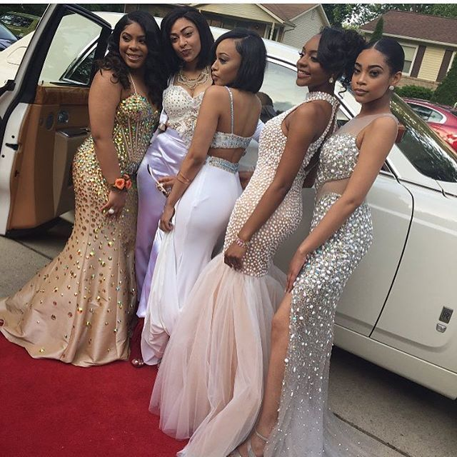 2cad2e3539 BLACK GIRL MAGIC  golden  gold  beauty  beautifulgirl  beautiful  black   melanin  pretty  prom2k16  prom  sheer  golden  white  cream  swarovski   softpink