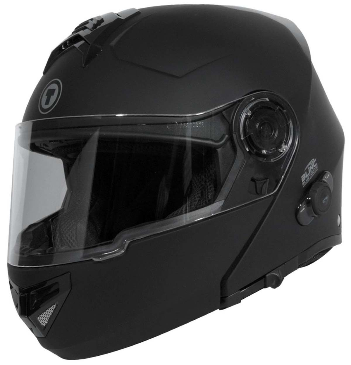 Torc T27B Avenger Bluetooth Helmet Solid Bluetooth