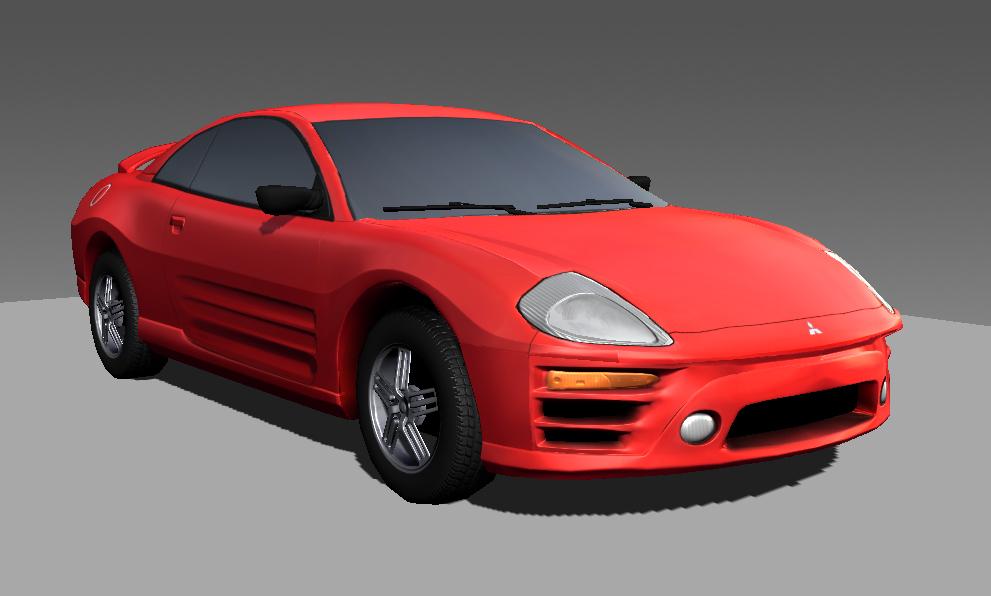 Free Max Model 2003 Mitsubishi Eclipse