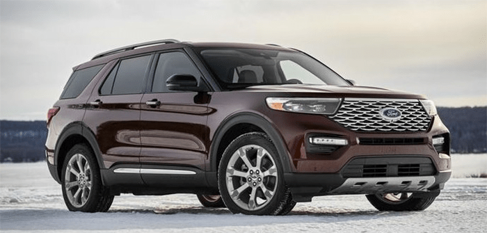 New 2020 Ford Explorer Changes Redesign Release Date Price Mașini
