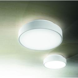 Photo of Fabas Led wall or ceiling lamp 14Watt Led – warm white 3000 ° K Hatton 1x 14 Watt, 9.50 cm, Led warm
