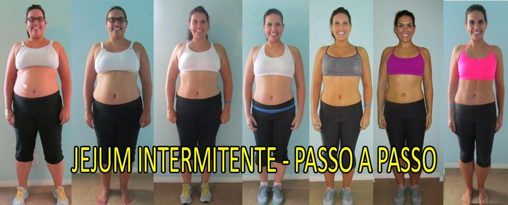 Dieta Jejum Intermitente Passo A Passo Perda De Peso Antes