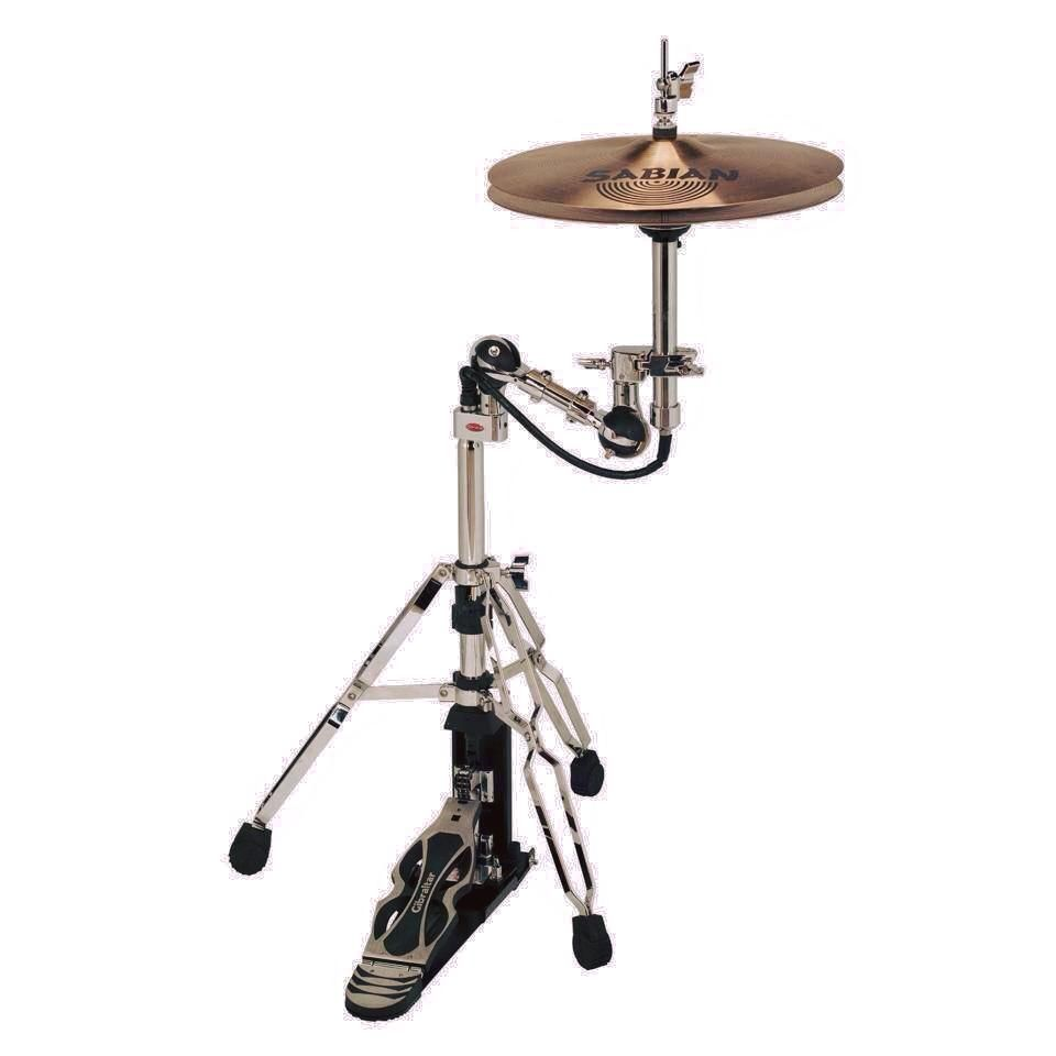 Gibraltar Remote Hi Hat Percussion Drums Hi Hats Vintage Drums