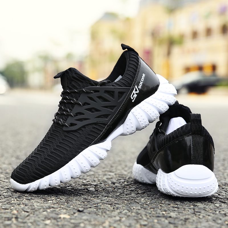 If You Really Love Me You'll Let Me Sleep Funny Mens Print Casual Sport Shoes Fashion Breathable Sneakers Running Shoes