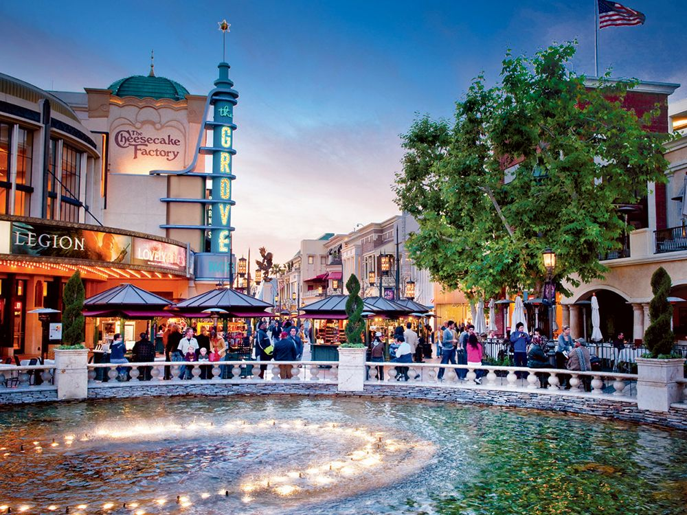 50 Things To Do In Los Angeles California The Ultimate La Bucket List Los Angeles Shopping Grove Los Angeles Los Angeles Mall