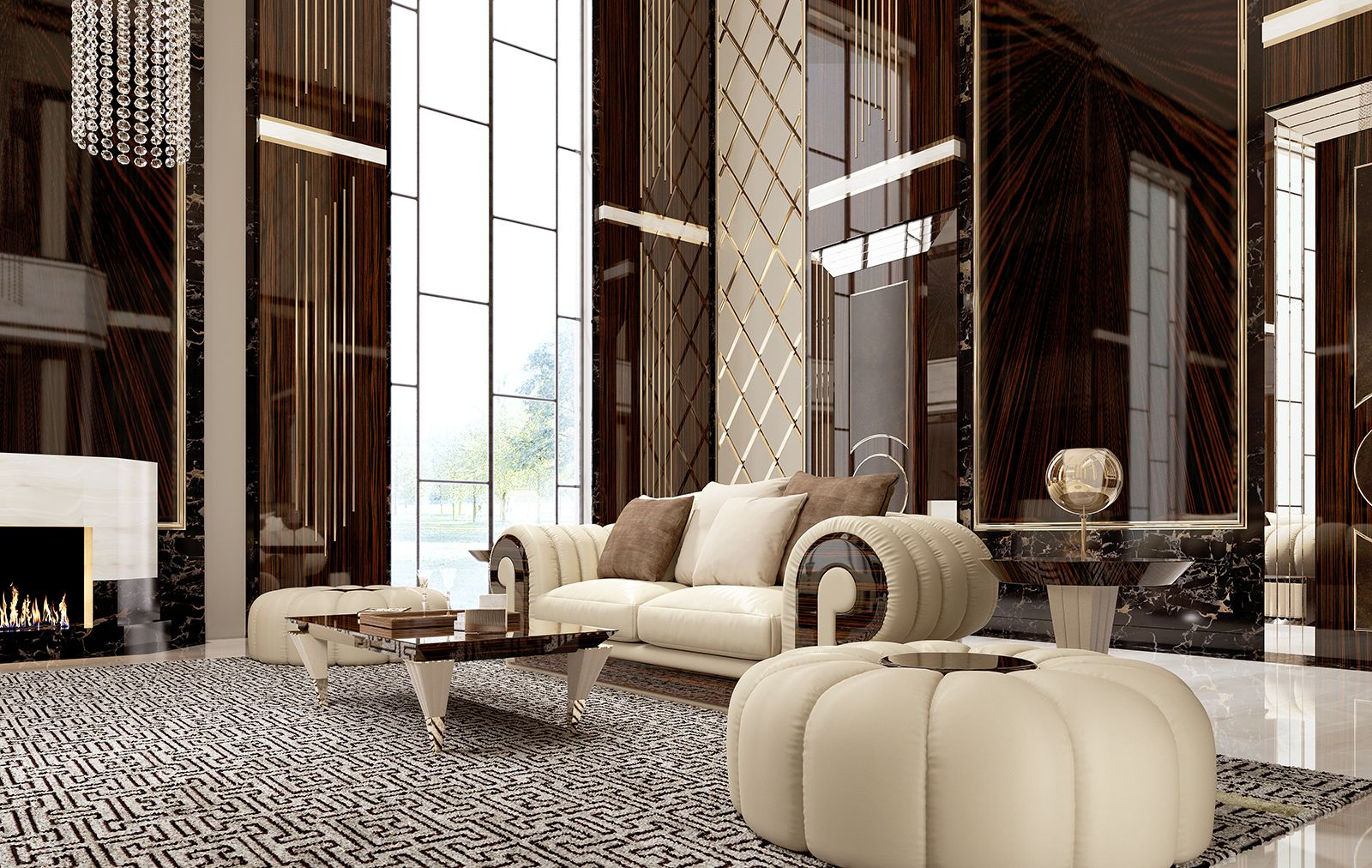 living room modern living room furniture giessegi | Italian Furniture for exclusive and modern design | Living ...