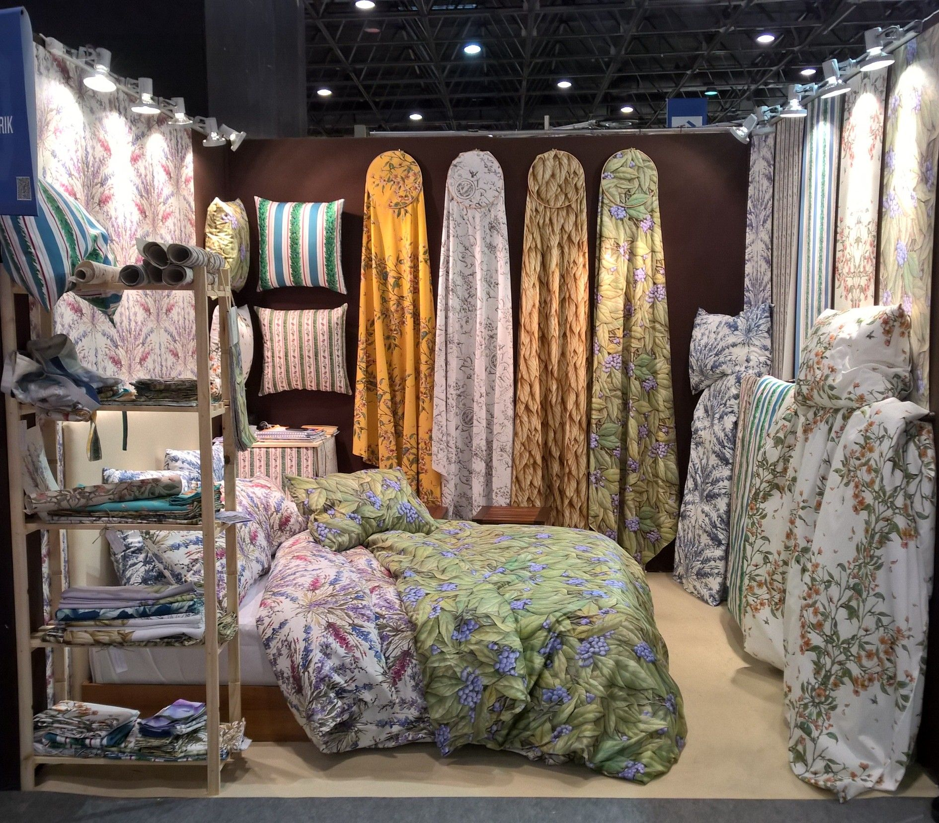 Our stand at Maison & Objet January 2016