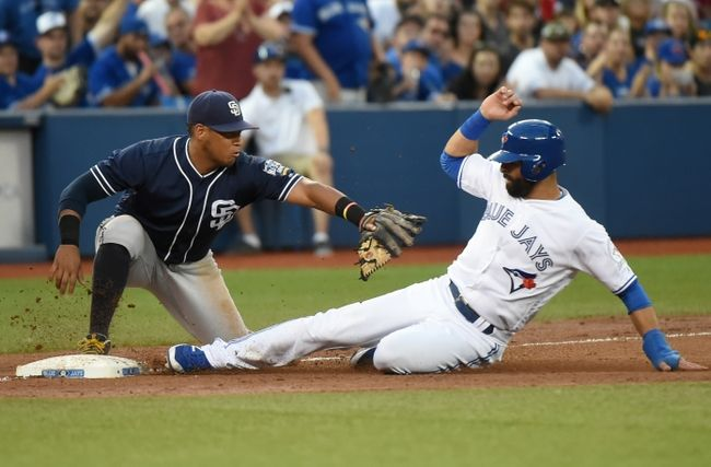 Toronto Blue Jays Vs San Diego Padres 7 26 16 Mlb Pick Odds And Prediction Toronto Blue Jays San Diego Padres Blue Jays