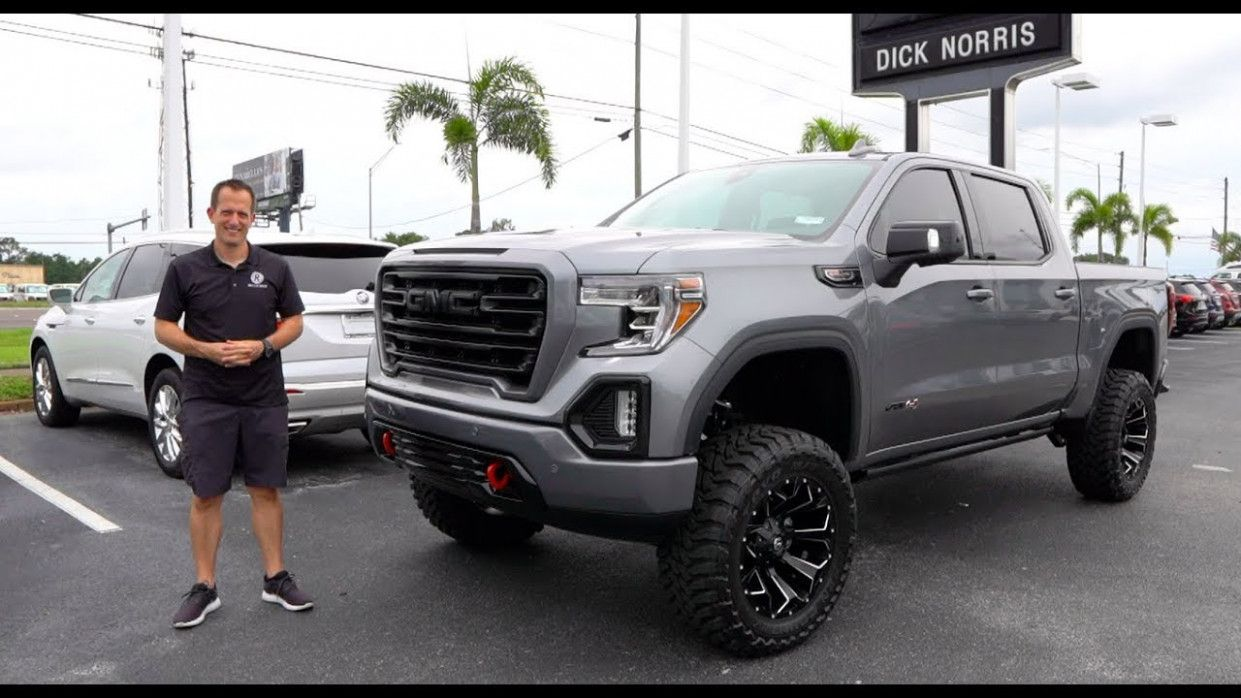 Is This Custom Lifted 5 Gmc Sierra At5 Done Right 2020 Gmc Sierra At4 Leveling Kit Gmc New Engine