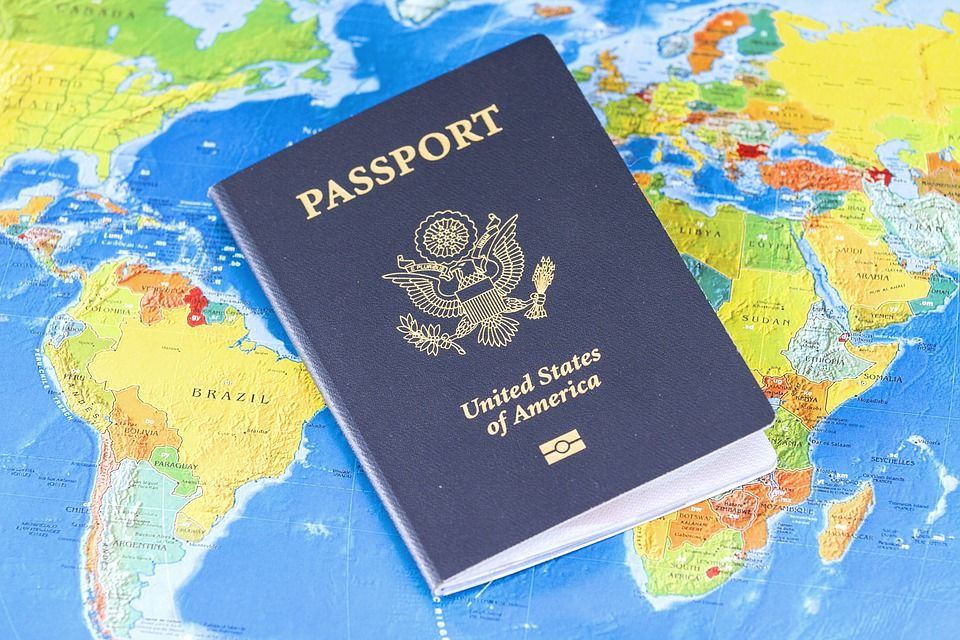 Did You Know You Dont Only Need Your Passport To Travel In 2020 Passport Online Green Card Application Biometric Passport