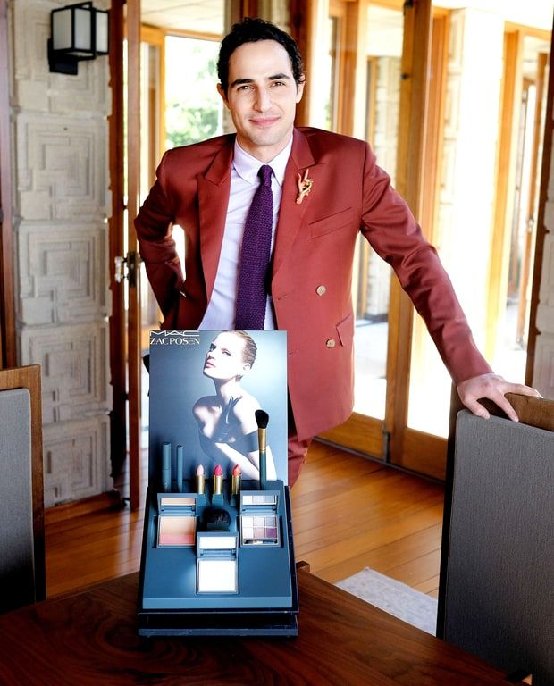 Zac Posen's new makeup collection for MAC Cosmetics is in! Fresh off of making a splash at New York Fashion Week on February 15 with a bold push for diversity during his Fall 2016 runway show, the …