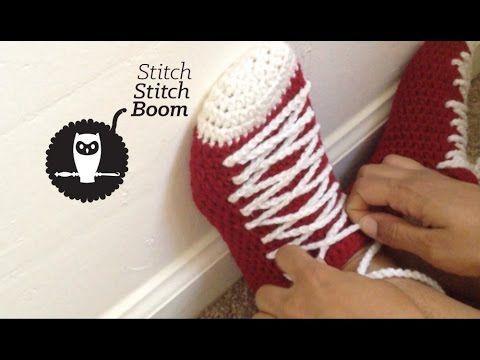 Photo of Coole Kicks: Erfahren Sie, wie Sie Sneaker-Pantoffeln häkeln! – Crafty House Sind Sie …