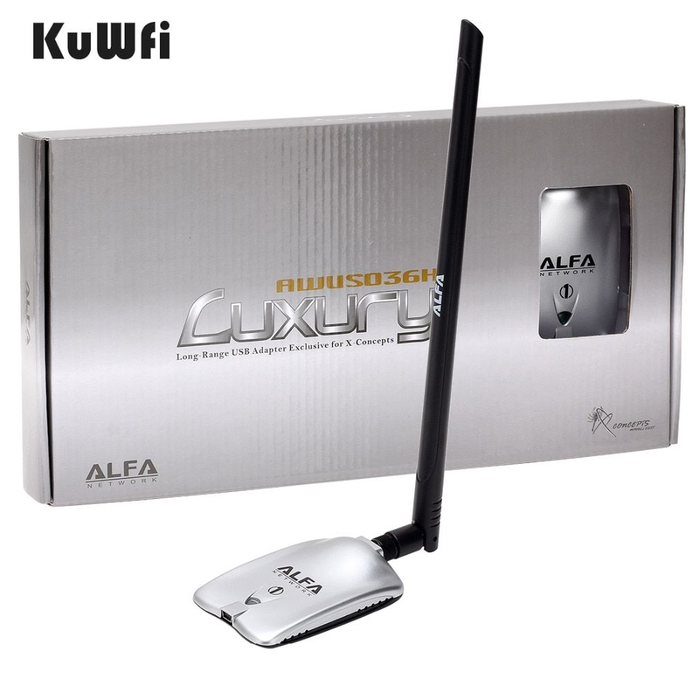 Awus036nh Luxury Alfa Adapter Network Ralink3070l 2 4ghz High