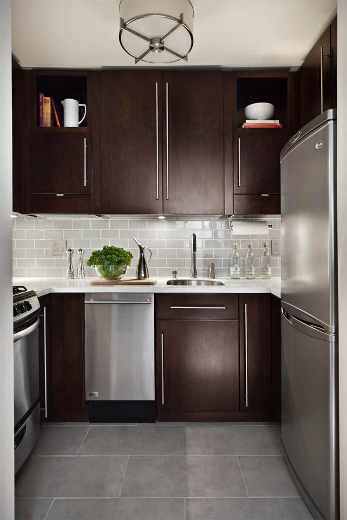 14 Bistro And Restaurant-Style Kitchens | Einrichtungsideen, Küche ...