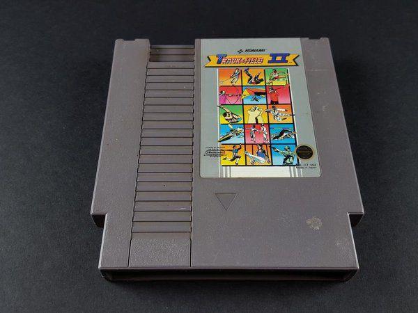 Track & Field II NES Nintendo Entertainment System 1989 #track #field #nes #nintendo #games