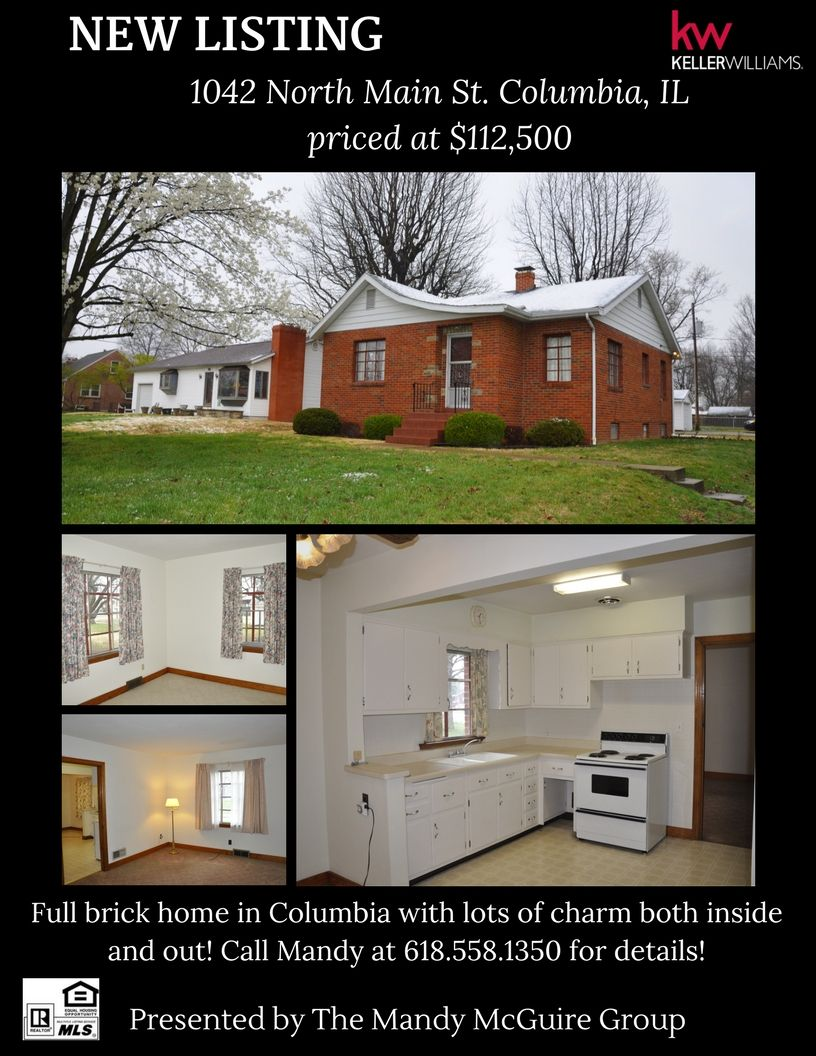 Check Out This Charming New Listing In Columbia Call Today For