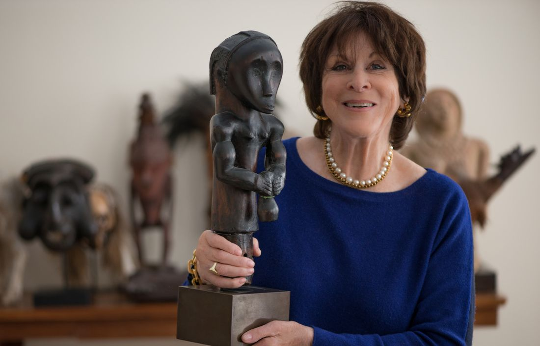 Tambaran Gallery's Maureen Zarember on Shifts in the Tribal Art Market and Her Most Treasured Object