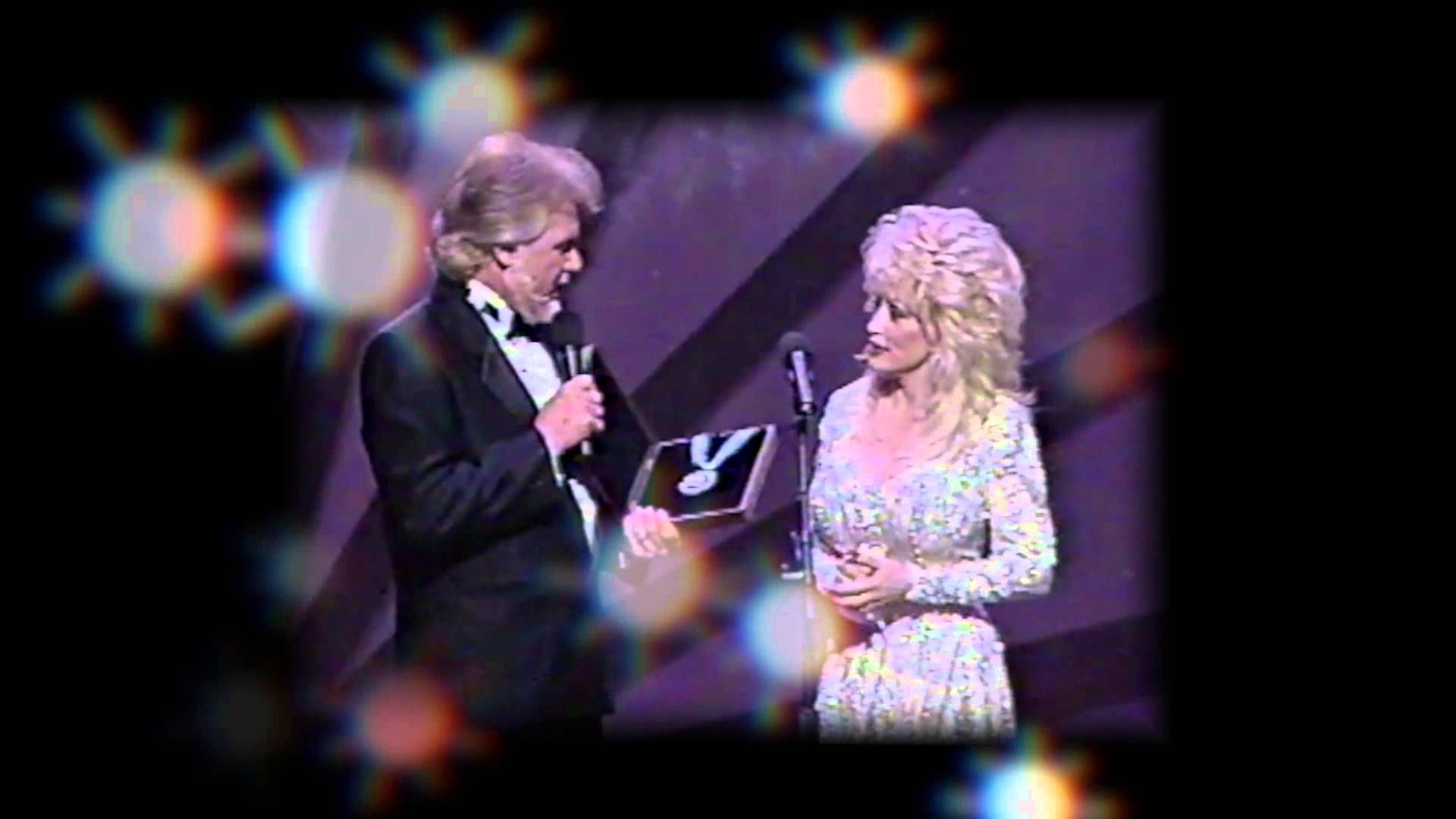 """Kenny Rogers & Dolly Parton - """"Islands in the Stream"""" - HD ..."""