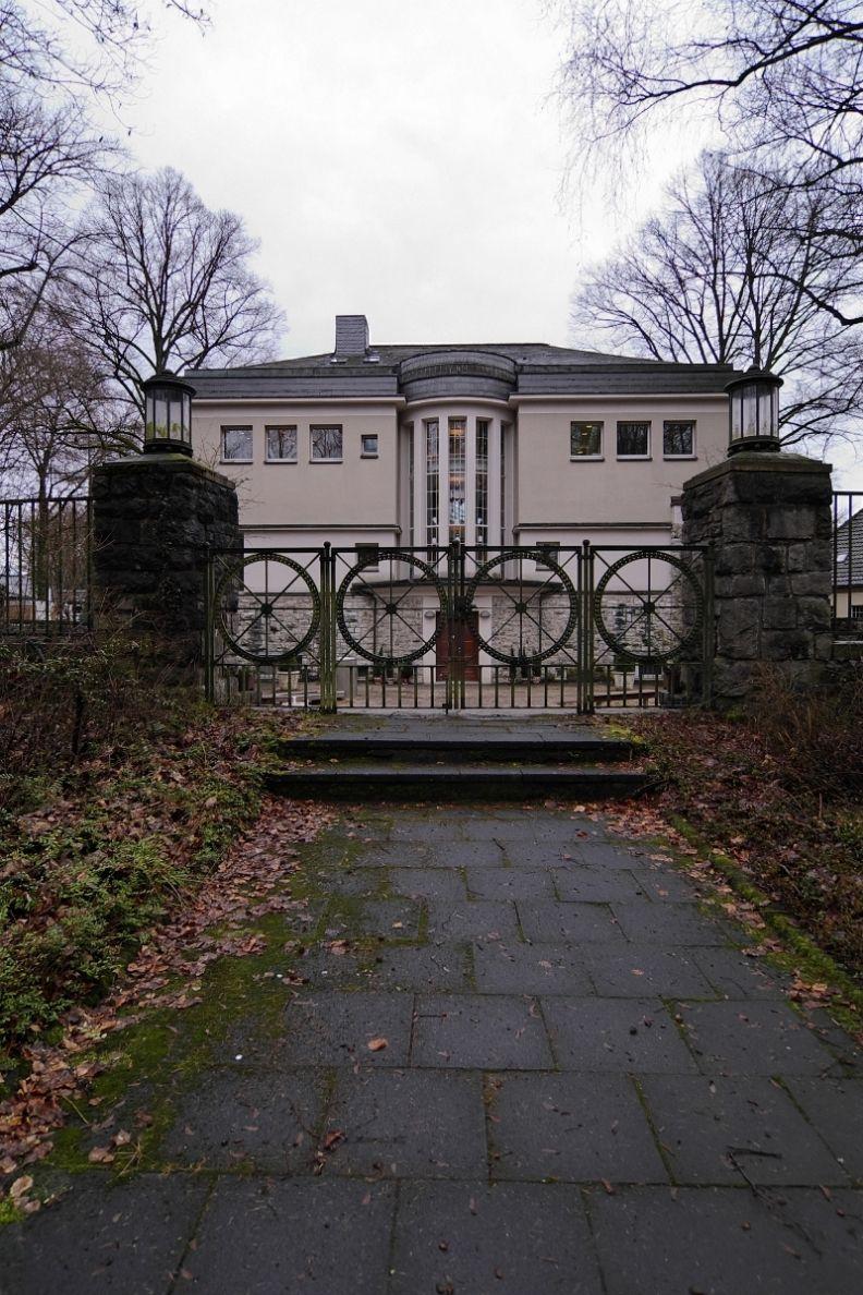 Peter behrens hagen villa cuno peter behrens 1868 for Villa rentsch