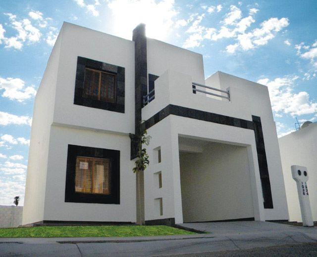 Home fachada casa pinterest fachadas casas - Casas rurales modernas ...
