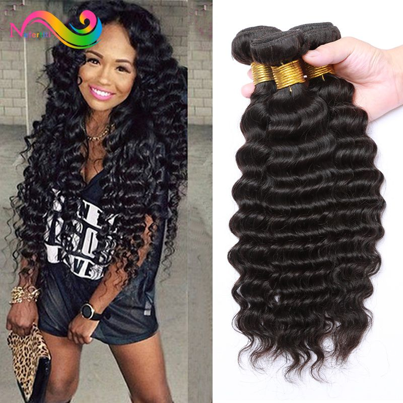 Find More Human Hair Extensions Information About Peruvian Deep Wave