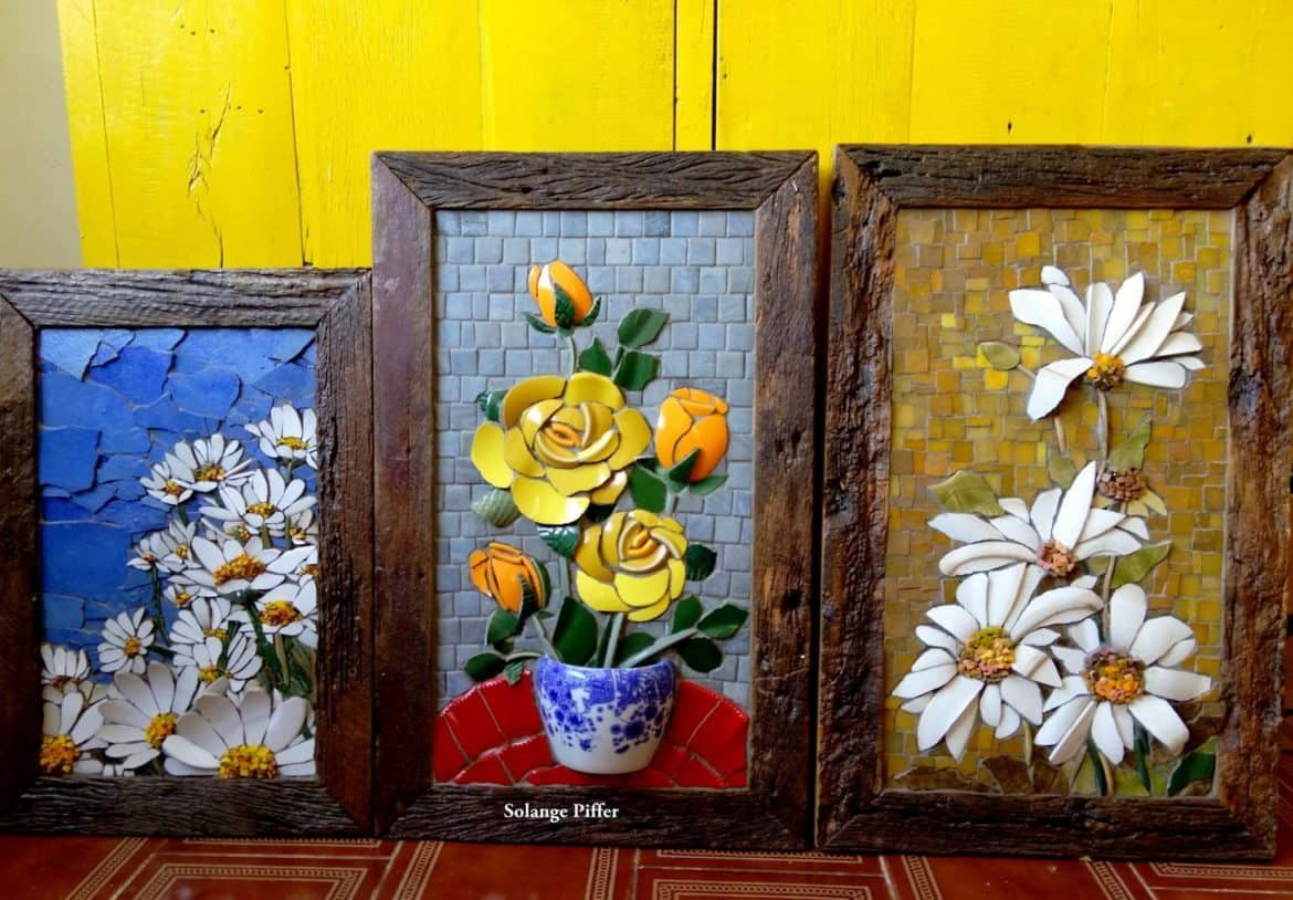 Mosaic wall art ideas you will fall in love with video tutorial