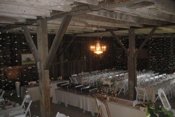 Miller Barn London Wedding Venues