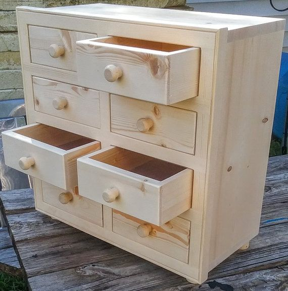 Apothecary Cabinet Wood Storage Cabinet Wooden Craft Cabinet