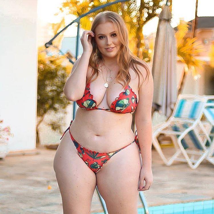 Bikini curvy women gallery pics — 14