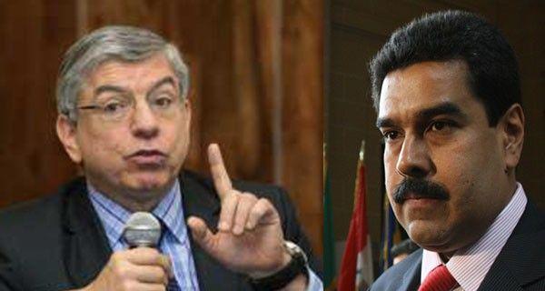 El expresidente colombiano César Gaviria manifestó su respaldo a las condiciones que el presidente de su país, Juan Manuel Santos, puso para participar en