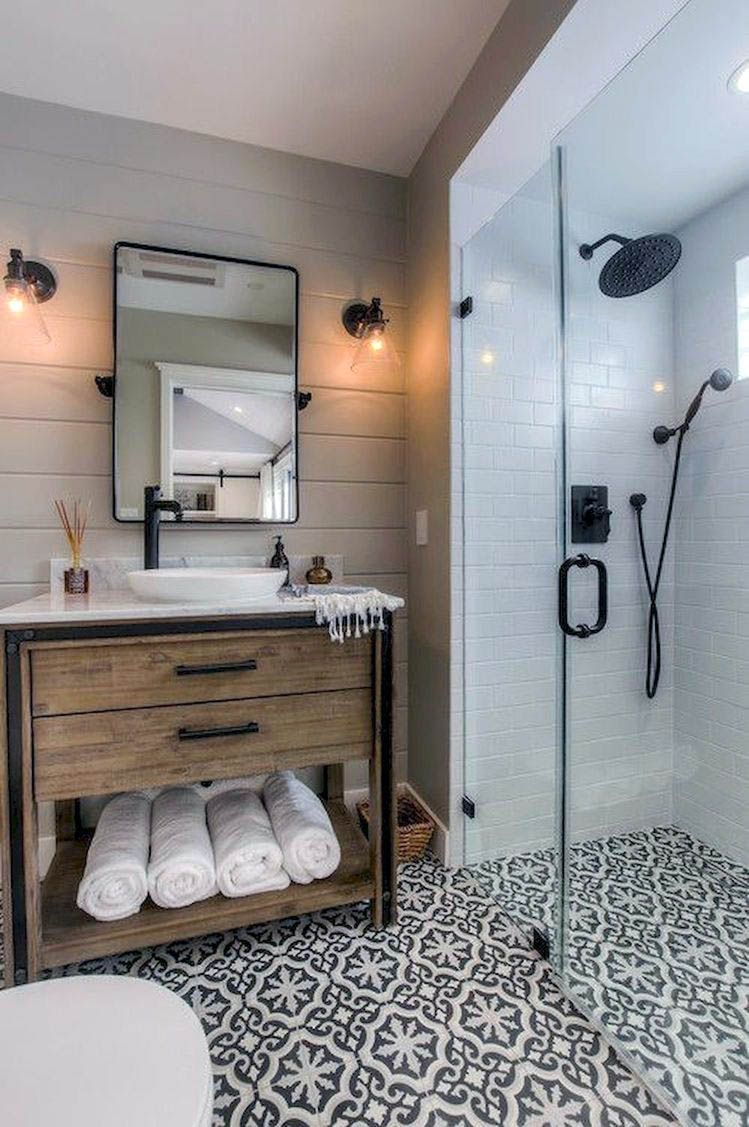 New Master Bathroom Color Ideas That Will Blow Your Mind Bathroom Remodel Master Small Bathroom Remodel Farmhouse Master Bathroom