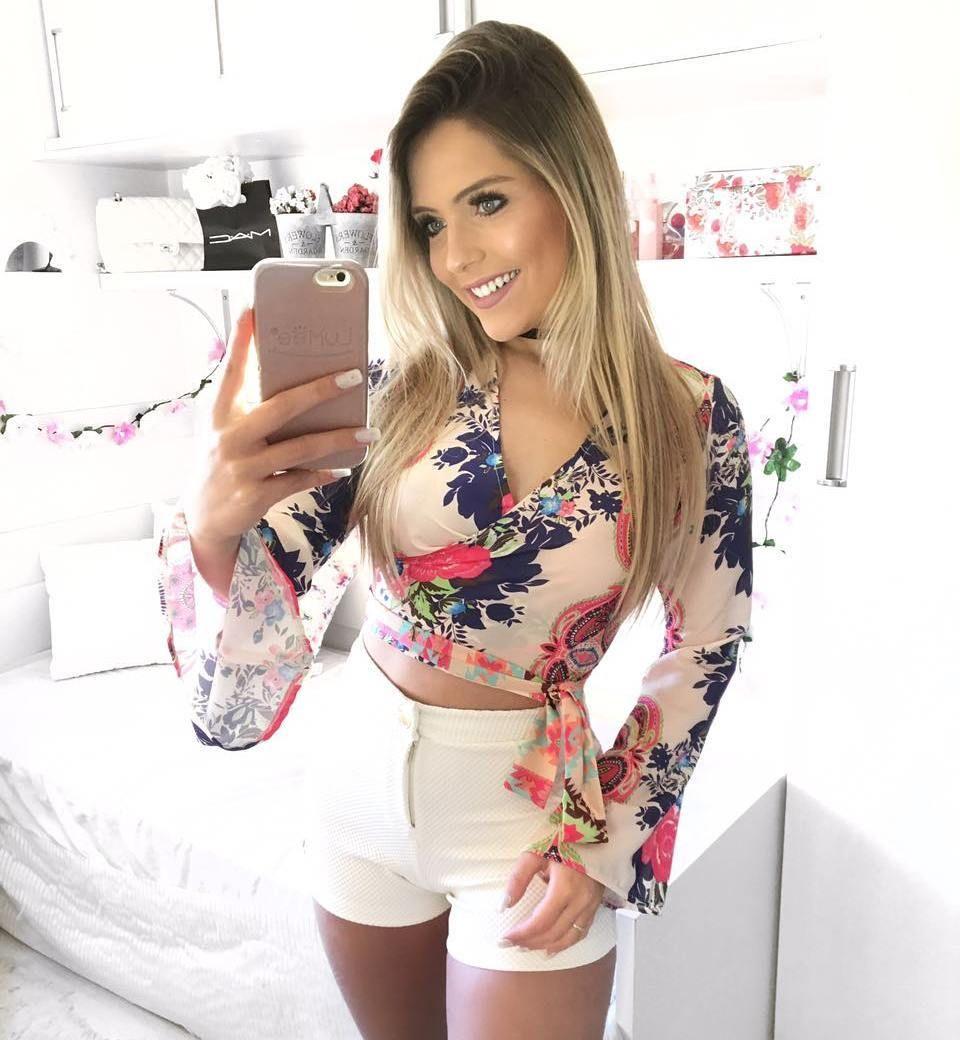 """29dff9026 Nathalia Freitas on Instagram: """"Linda @gabrielabarivieira com nosso look"""""""