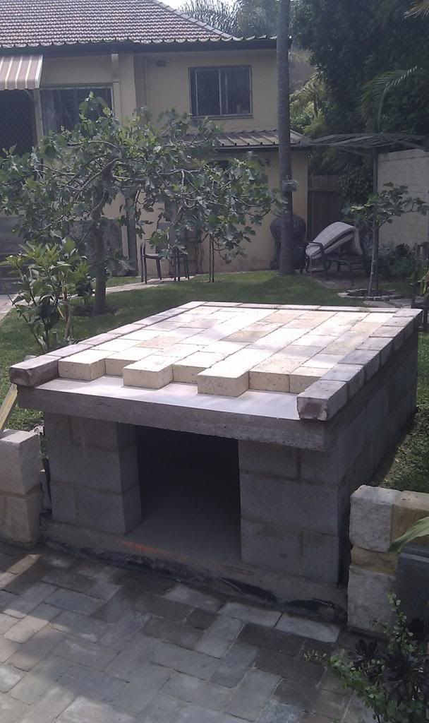 Alan Scott Oven In Sydney Page 4 Forno Bravo Forum The Wood