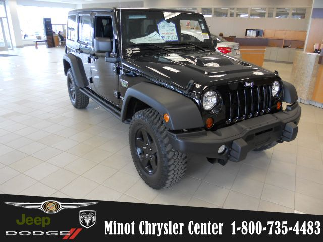 2012 Jeep Wrangler Unlimited Call Of Duty Mw3 Special Edition