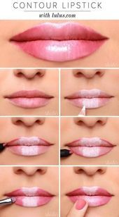 Photo of full #lips #self #make # – #DIY #Beauty #Hacks