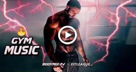 Hip Hop Workout Music  2018  Gym Training Motivation #5 #fitness