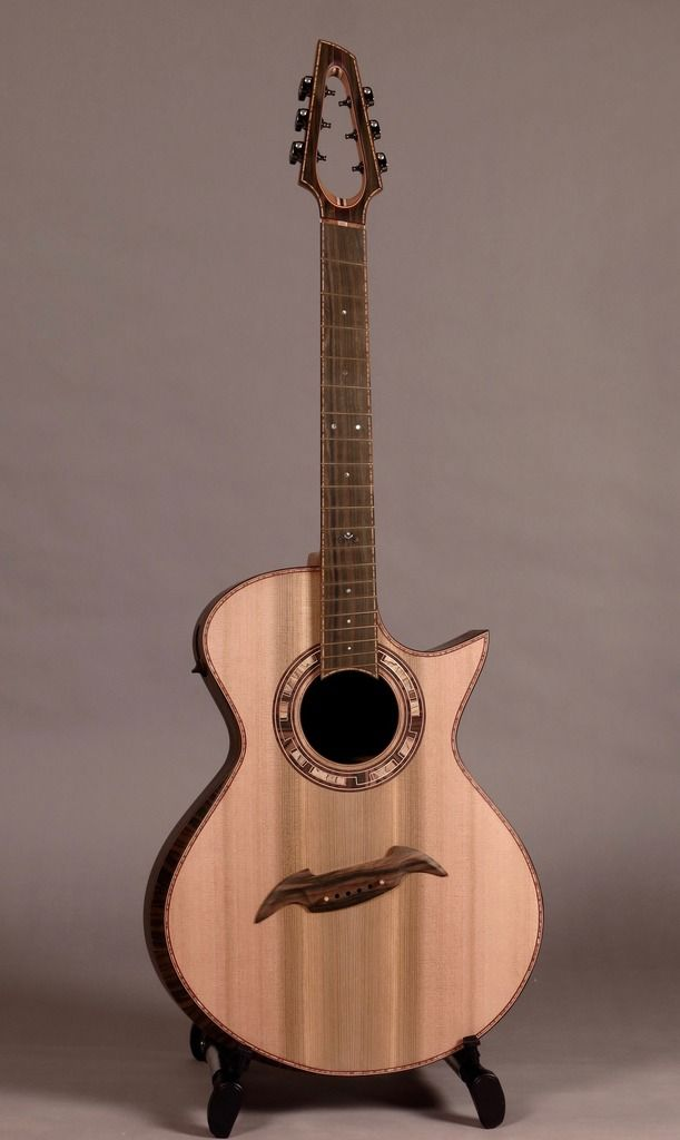 Edwinson Eclipse Om First Prototype Of A New Model The Acoustic Guitar Forum Custom Acoustic Guitars Best Acoustic Electric Guitar Acoustic Guitar