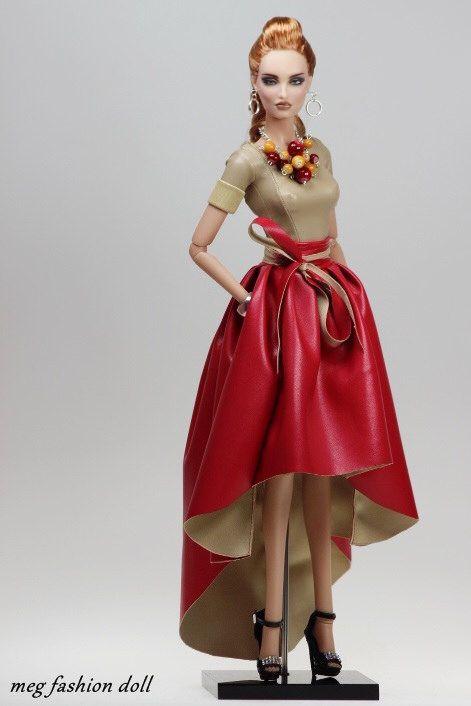 New outfit for Kingdom Doll / Deva Doll /Modsdoll/Numina/55
