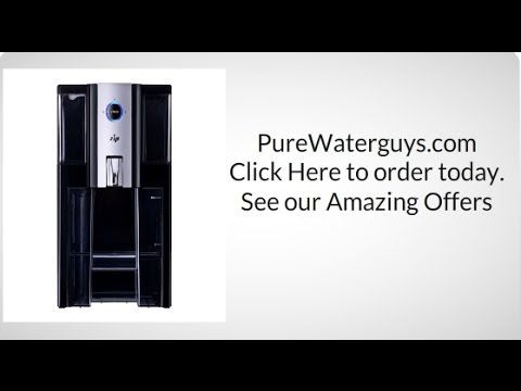 Portable Countertop Reverse Osmosis Drinking Water System
