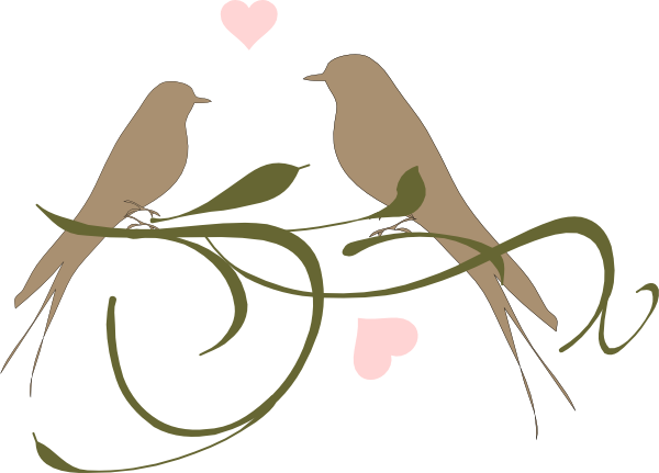 Love Bird Free Clipart Love Birds Clip Art Oiseaux