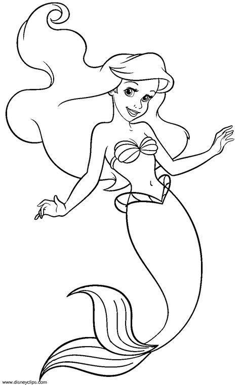 The Little Mermaid Printable Coloring Pages 3 Disney Coloring Book Ariel Coloring Pages Mermaid Coloring Book Disney Coloring Pages